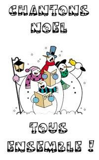 Chantons Noël tous ensemble !