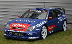 Citroën Xsara WRC 2006 - Kronos Total Citroën World Rallye Team