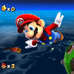 Super Mario Galaxy sur Wii