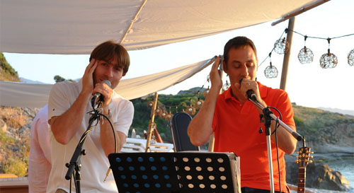 Jean-Christophe et Jean-Michel
