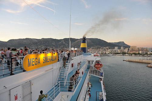 corsica ferries voyage en corse