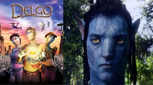 Avatar, une copie de Delgo ?